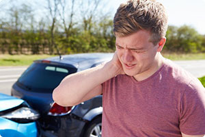 motor vehicle accident recovery through acupuncture and massage