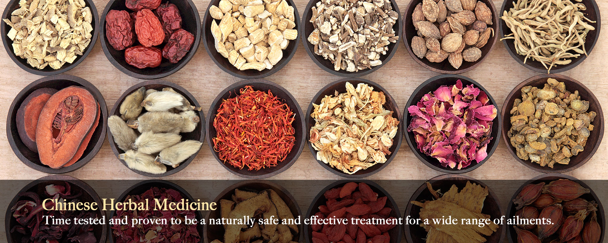 Chinese Herbal Medicine ... A Completely Natural, Powerful, And Effective Form Of Medicine